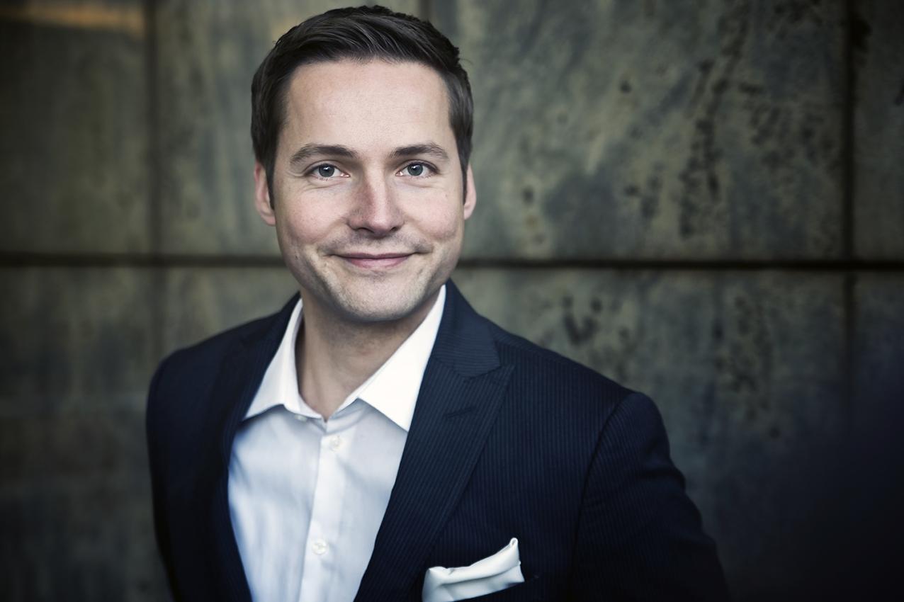 Schicker Anzug und Dauerlächeln: Als Personal Concierge bewegt sich Robert Hantzsch in der Welt der Superreichen